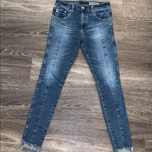 Adriano Goldschmied High Waisted Skinny Jeans